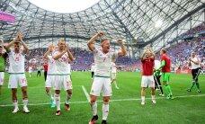 ФОТО и ВИДЕО: Венгрия рвется в 1/8 финала чемпионата Европы