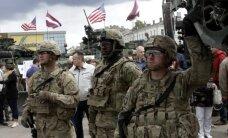 Прибалтика ждет от НАТО исторического решения