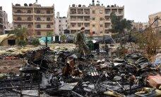 В Алеппо при обстреле российского полевого госпиталя погибли две медработницы