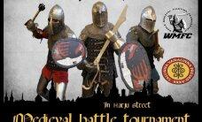 В Старом Таллинне 4 июня пройдут крупнейшие в Прибалтике рыцарские сражения!