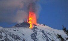 ВИДЕО: На Сицилии произошло извержение крупнейшего в Европе вулкана