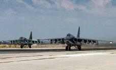 Vaatluskeskus: Vene õhulöökidega Süürias kaasnes ka maapealne rünnak