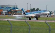 Estonian Air lendab tänasest Stockholmi Bromma lennuväljale