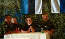 Liibanonis teenivad kaitseväelased tähistasid veteranipäeva