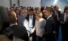 Рыйвас — о Меркель: наша встреча должна перерасти в сотрудничество между Эстонией и Германией в сфере ИТ