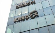 Объем поручительств KredEx по жилищным кредитам увеличился на треть