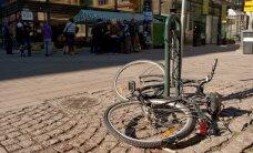 Хроника ДТП: пострадали двое велосипедистов, мопедист, мотоциклист и пешеход