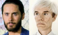 Ekstreemne muutuja Jared Leto hakkab eluloofilmis aidsi surevat Andy Warholit mängima