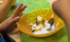 Eesti lapsed armastavad piima ja kohupiima