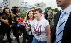 Европа приветствует освобождение Савченко и ждет ее на летней сессии ПАСЕ