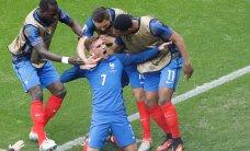 ФОТО и ВИДЕО: Дубль Гризманна вывел Францию в четвертьфинал Евро-2016