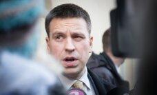 Peaminister Jüri Ratas: süüdistuse saanud Keskerakond võitleb oma õiguste eest