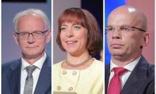"""TELETOP: Kanal 2 presidendidebatt tegi ETV-le tuule alla, vaadatuim saade """"Meie pere ja muud loomad"""""""