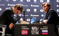 Карякин - Карлсен 6:6! Чемпион мира определится на тай-брейке