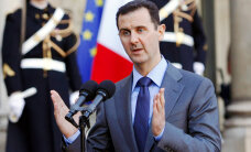 Асад напомнил западным странам о незаконности их бомбардировок Сирии