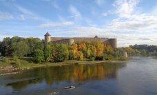 ФОТО читателя Delfi: Ивангородская крепость ждет туристов