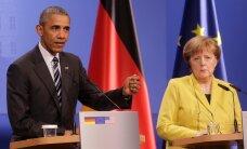 Обама и лидеры ЕС договорились не снимать санкции против России