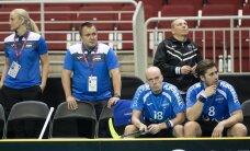 FOTOD: Eesti saalihokikoondis alustas MM-i Riias kindla kaotusega Šveitsile