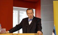 ГРАФИК: Доверие к Ильвесу в конце президентского срока упало необычайно низко