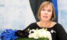 Президент Кальюлайд: Эстонию не мучает страх ни перед иммиграцией, ни перед Россией