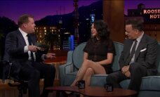 VIDEO: Mila Kunis tunnistas telesaates, et tema ja Ashton Kutcher abiellusid!