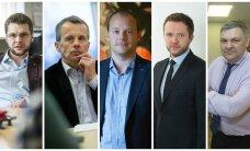 ОНЛАЙН-ИНТЕРВЬЮ DELFI и EPL: пятеро министров ответили на вопросы читателей