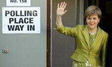 Šotimaa valitsusjuht: EL-ist väljumise korral kaalume jälle iseseisvumist