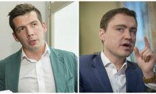 Repinski kutsus üles Ida-Virus kriisiolukorda välja kuulutama, Rõivase sõnul kohtlebki töötukassa VKG koondamisi eriolukorrana