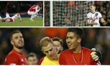 Tottenham ja Arsenal kaotasid Inglise liigas, Liverpool alistas suurelt Manchester City