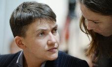 Надежду Савченко исключили из украинской делегации в ПАСЕ