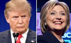 Разница в поддержке Трампа и Клинтон составила 3%