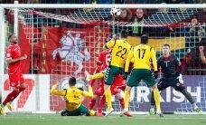 VIDEO: Leedu kerkis tänu Vassiljevi klubikaaslase väravale oma alagrupis teiseks