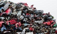 Lugeja: kas tõesti saastab vana autoga sõitmine loodust rohkem kui uue tootmine?