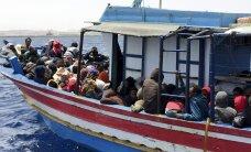 Läbi kõrbe ja üle mere Euroopasse - illegaalne immigrant ei ole tingimata põgenik