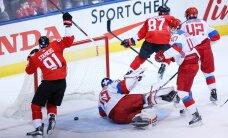 ВИДЕО: Канада победила Россию в полуфинале Кубка мира