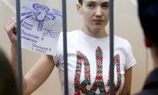 Riigikogulased: Savtšenko vangistajatele tuleb kehtestada Euroopa Liitu sissesõidukeeld