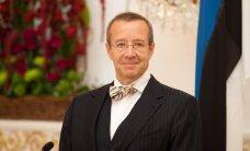 President annab riiklikud teenetemärgid 99 inimesele