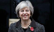 Тереза Мэй: Британия защитит Эстонию и Литву от возможной агрессии