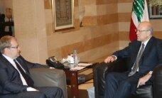 Liibanoni uus peaminister: oleme valmis igakülgseks koostööks Eesti korrakaitsjatega