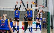 Kohila Võrkpalliklubi võitis kolmanda järjestikuse Eesti meistritiitli