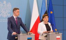 Рыйвас: на Эстонии и Польше лежит общая ответственность за сохранение единства НАТО и ЕС