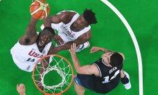 ФОТО: Определились все полуфиналисты баскетбольного турнира