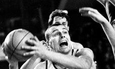 Täna 25 aastat tagasi. Kalevi spordihall oli rahvast puupüsti täis. Kalevi võit mõjus nii, nagu väike puudel hammustanuks lõvi