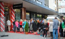 ÄRILEHE FOTOD: Tartu südalinnas avati uus kaubanduskeskus