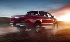 WhatCari proovisõit: Toyota Hilux – endiselt tipus!