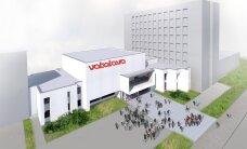 Narva endisse tehasesse tuleb loomeinkubaator