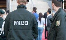 Немецкая полиция задержала подозреваемого в подготовке теракта сирийца
