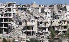 Россия обвинила США в гибели десятков сирийских жителей от авиаударов