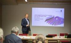 Soome metsatööstushiiu juht põhjendab, miks nad investeerisid Eesti kaske