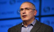 Ходорковский может провести в Таллинне конференцию, где расскажет о борьбе с российским режимом